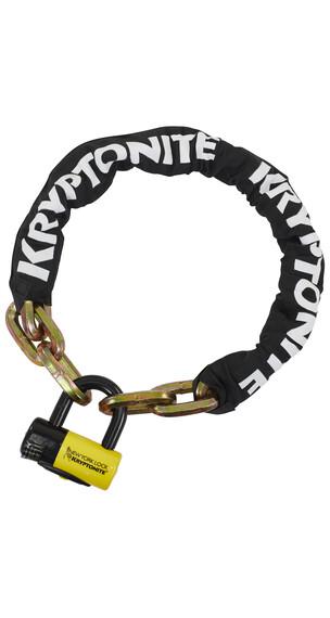 Kryptonite New York Fahgettaboutit schwarz/gelb